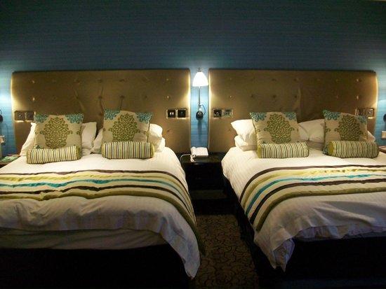The Plough Inn: Room