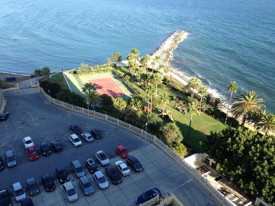 THB Torrequebrada Hotel: la digue pour pecher