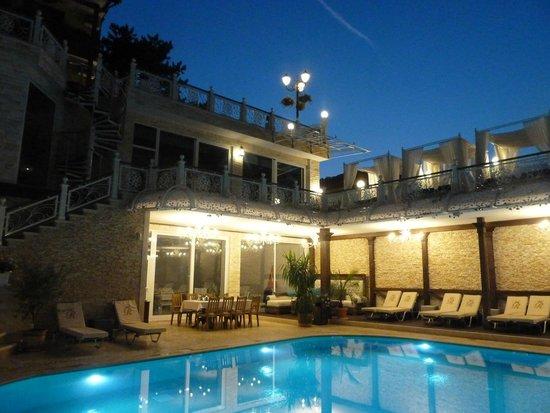 Spa Hotel Rich : Romantisch