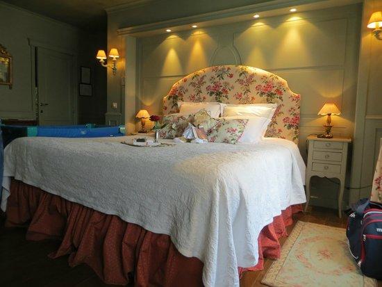 Hotel de Orangerie: Our room