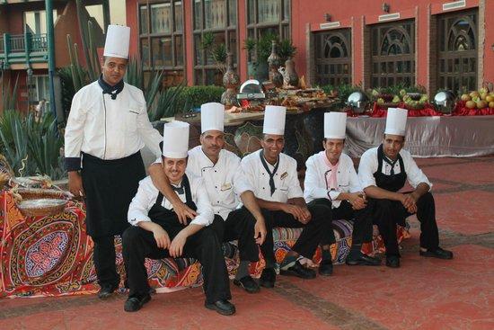 Dreams Beach Marsa Alam: great staff