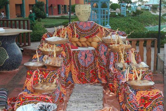 Dreams Beach Marsa Alam: good food