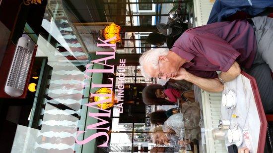 Small Talk Het Restaurant: Small Talk Cafe