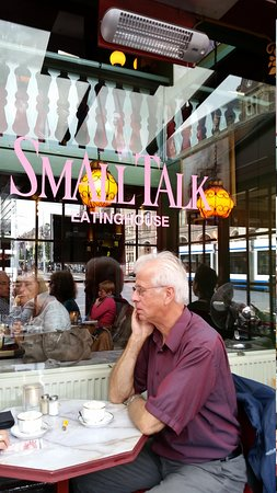 Small Talk Cafe - Picture of Small Talk Het Restaurant
