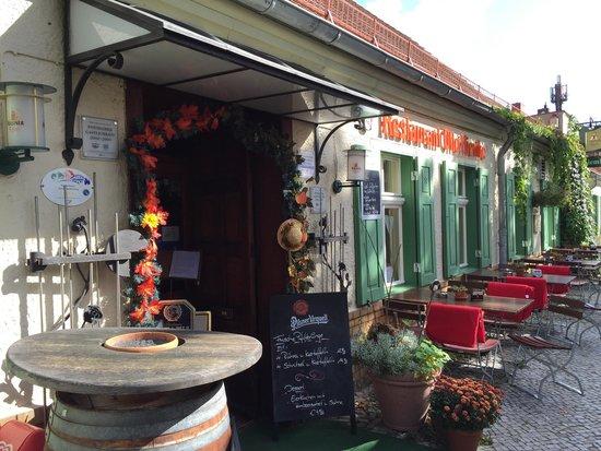Restaurant Otto Hiemke: Das Wohnzimmer Von Babelsberg.