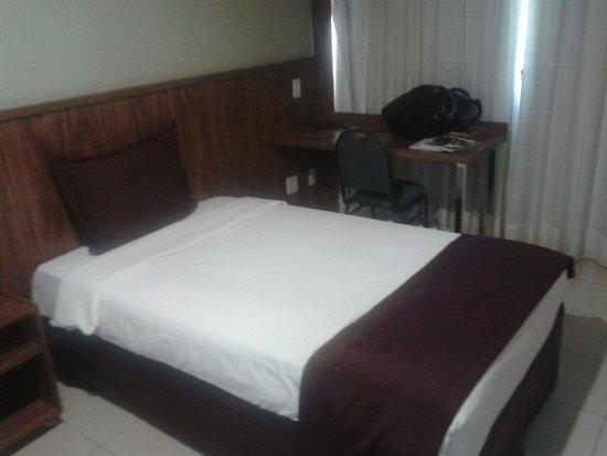 Esplanada Brasilia Hotel: Cuarto Hotel Esplanada