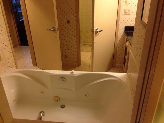 Vasca idromassaggio che dava nella camera da letto - Picture ...