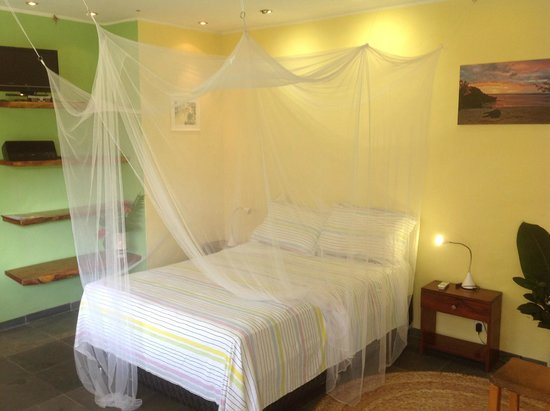 Villa-Bahia Apartments: Double beds with sofa or 2  double beds
