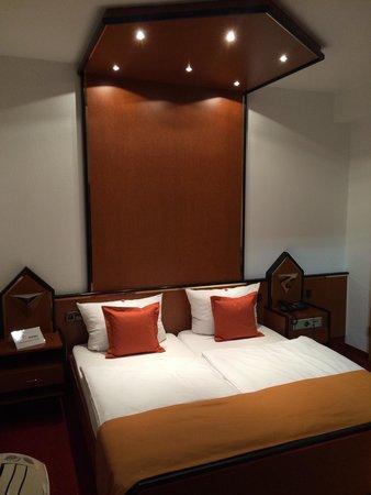 Hotel Bilger Eck: Bed