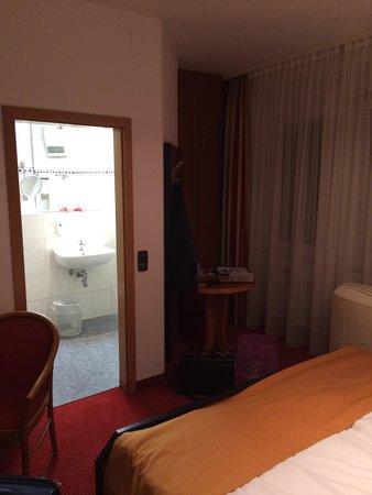 Hotel Bilger Eck: Bathroom