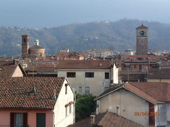 Albergo d'Italia: вид с балкона