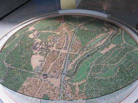 Suwon Hwaseong Museum: ミニチュア