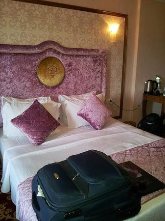 Best Western Antea Palace Hotel & Spa: Room for three at Best Western Antea