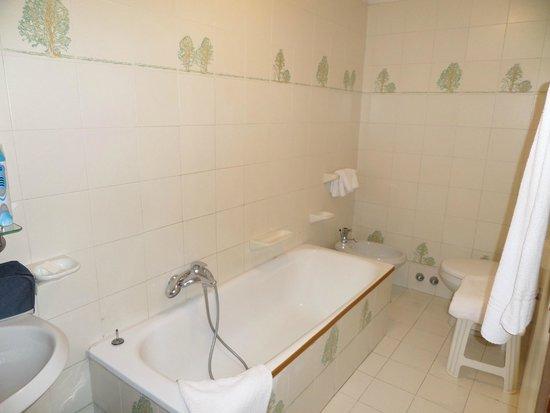 Hotel Victoria : Casa de banho