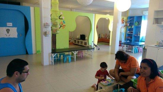 Sunwing Kamala Beach: Inside the miniland kids club