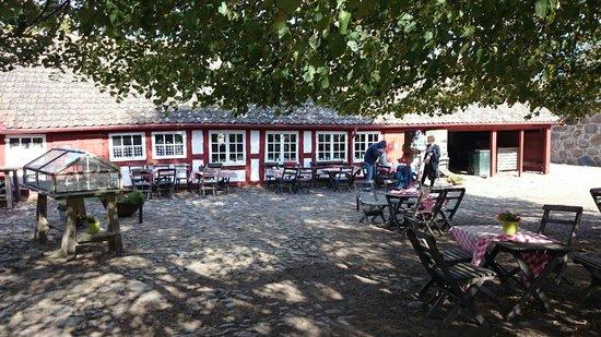Krapperups Slottscafe