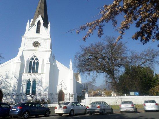 Eendracht Hotel: Church