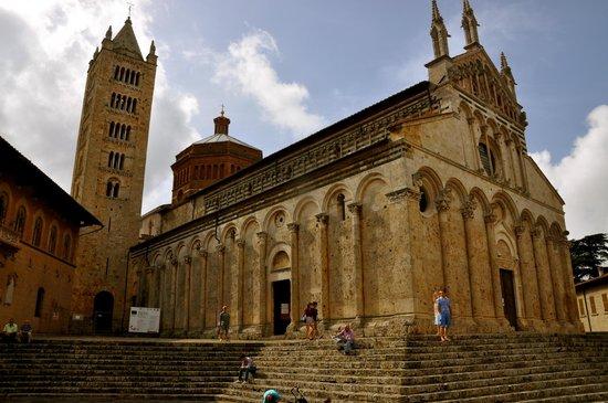 Duomo Cattedrale di San Cerbone: Massa Marittima Duomo