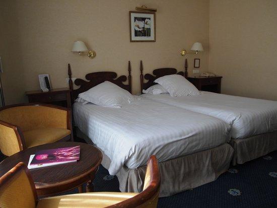 Splendid Hotel & Spa: ツインルーム