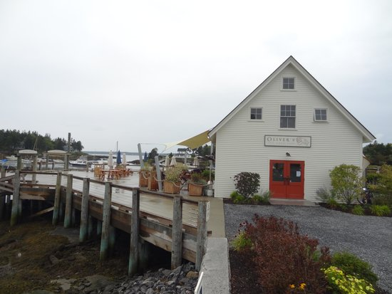 Southport, ME: Oliver's at Cozy Harbor