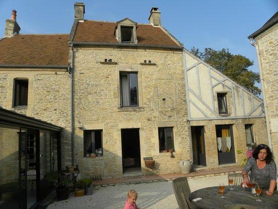 Le Mas Normand: Maison