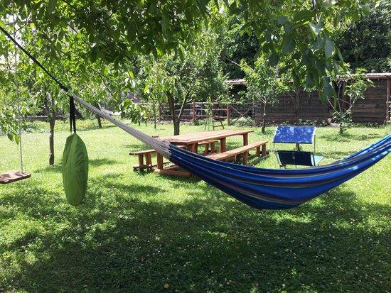 Nido Verde : Back garden area