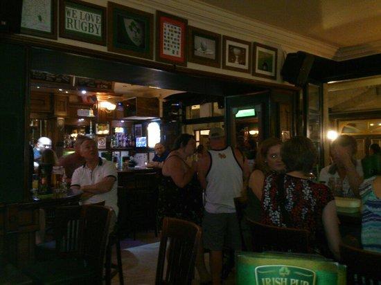 The Gaffe Pub: Busy Saturday