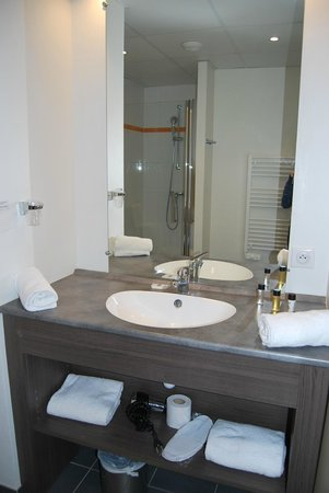 Residhome Appart Hotel Reims Centre : Bagno