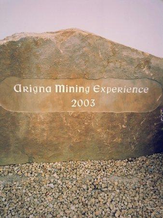Arigna Mining Experience: ..