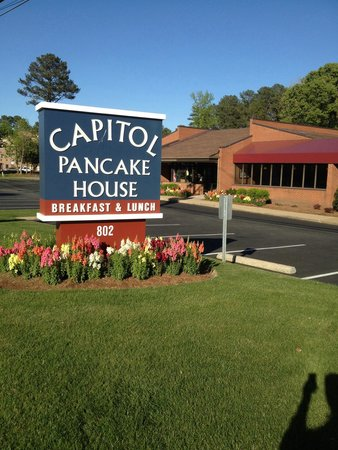 Beautiful Spring Day at Capitol Pancake House