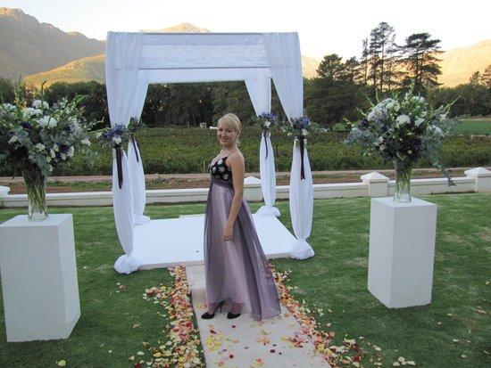 Rickety Bridge Country House: Подружка невесты