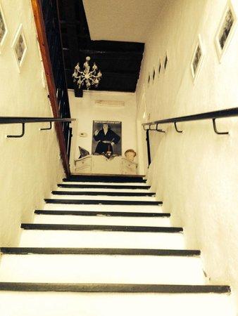 B&B Casa Nan : Stairs