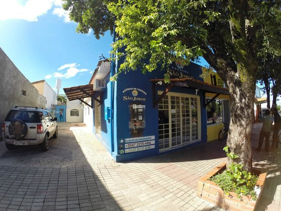 Pousada Sao Jorge