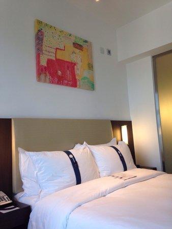 Holiday Inn Express HONG KONG SOHO: 海景房