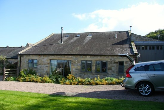 Tosson Tower Farm: Comfortable Cottage