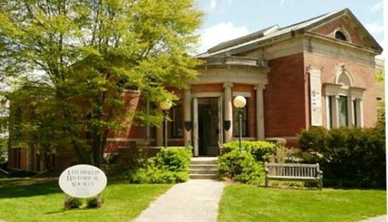 ‪‪Litchfield‬, كونيكتيكت: Litchfield Historical Society‬
