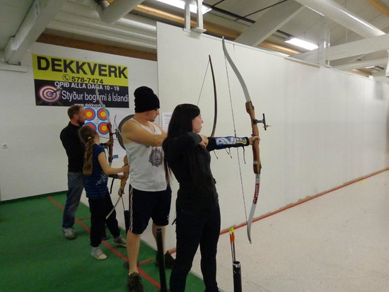 Bogfimisetrid: archery