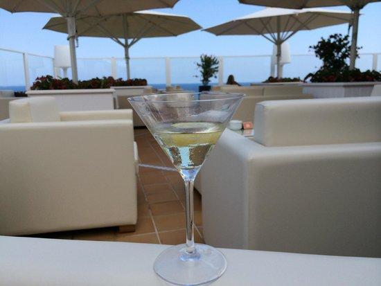 Viva Cala Mesquida Resort & Spa: Super belle terasse au Club