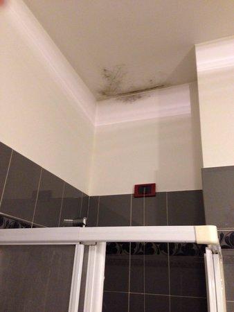 Hotel Savona : Schimmel an der Decke