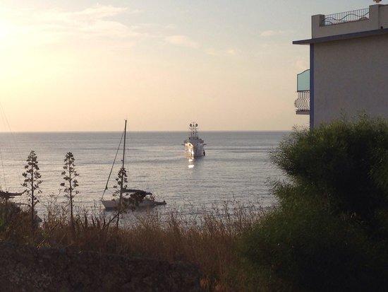 Villa Sea Rose: Sea view