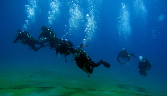 Atlantis Diving Lanzarote: Good Visibility