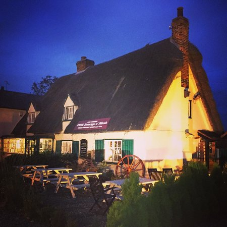 The White Horse Inn: Great place