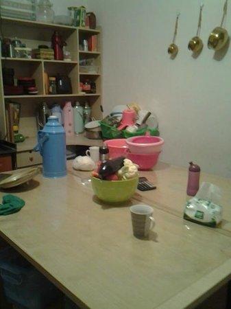 Tibetan Family Kitchen: kitchen
