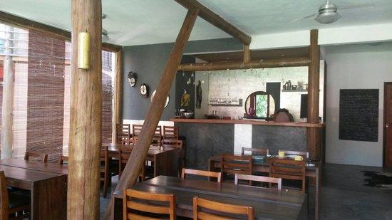 Pousada Bambu Dourado: Bar