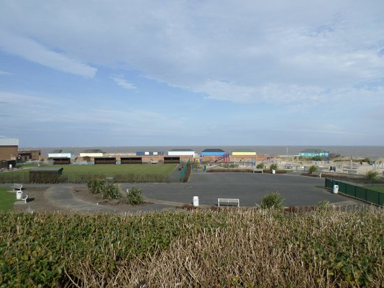 Savoy Hotel - Fleetwood: View from hotel
