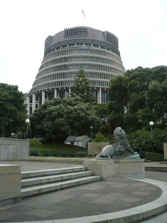 Les bâtiments du Parlement : Parlamentsgebäude