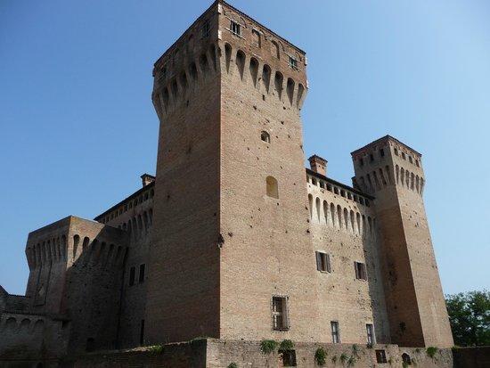 Rocca di Vignola : dal centro