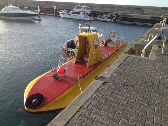 أبارتامينتوس أكواريو سول: Submarine Safari