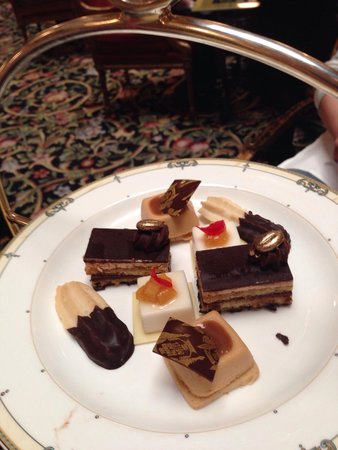 Afternoon Tea at The Brown Palace Hotel: Sweets