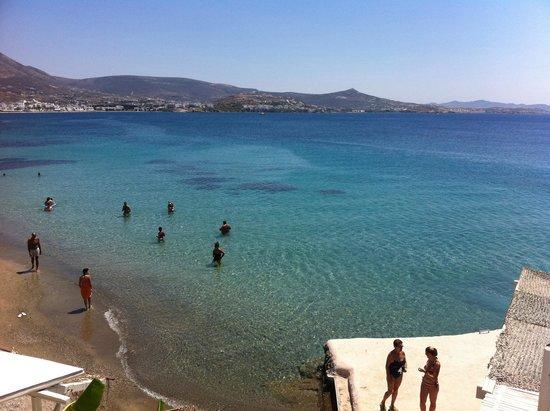 Krios Beach: Πλαζ